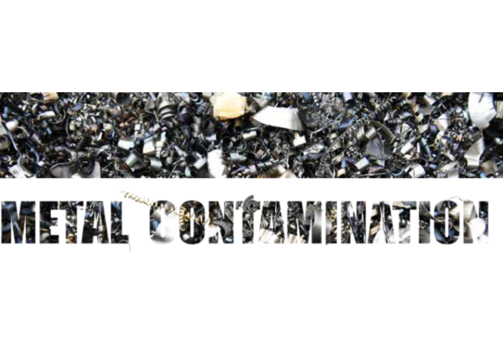 Metal contamination: A guide to handling a metal contamination food recall