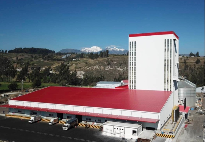 Famsun build biggest feed mill in Latin America